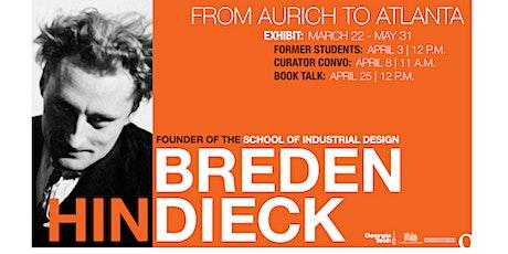 Curator Conversation: Hin Bredendieck: From Aurich to Atlanta tickets