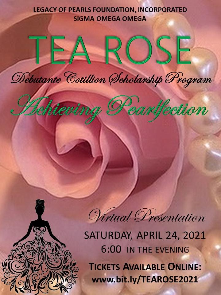 Achieving Pearlfection: TEA Rose Debutante Cotilli image