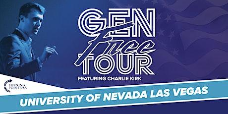 Gen Free Tour at University of Nevada - Las Vegas tickets