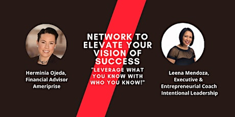 Network to Elevate Your Vision of Success tickets