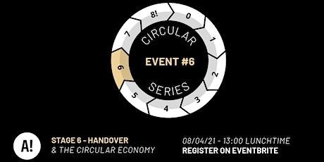 ACAN Circular Series : RIBA Stage 6, Handover tickets