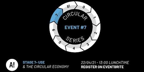 ACAN Circular Series : RIBA Stage 7, Use Tickets