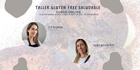 Taller gluten free saludable entradas