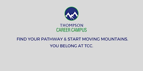 Thompson Career Campus Tours tickets