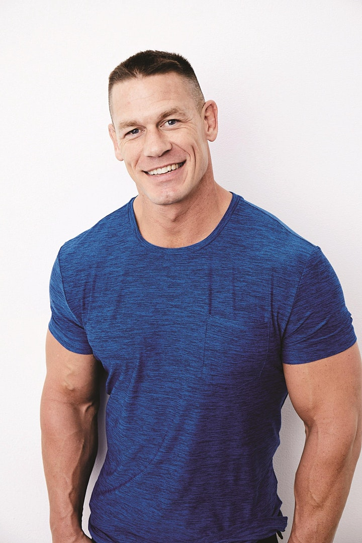 B&N Virtually Presents: John Cena celebrates the release of TWO BOOKS! image