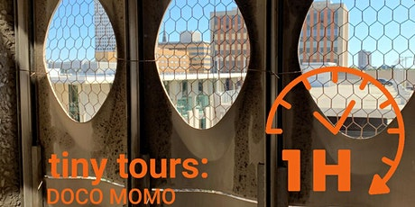 TFA Tiny Tour: DOCO MOMO tickets