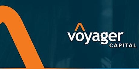 Voyager Explores: Executive Recruiting tickets