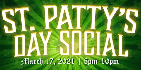 Angel City Market: St. Patty's Social Night tickets