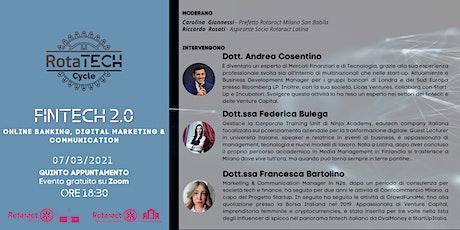 FINTECH 2.0 - Online Banking, Digital Marketing & Communication biglietti