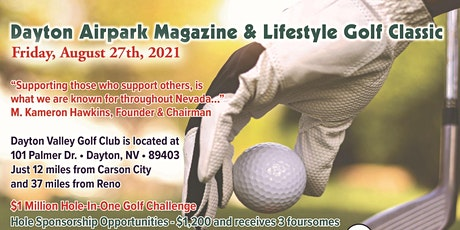 Dayton Airpark Magazine Golf Classic tickets