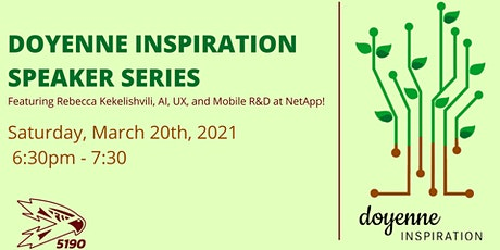 Doyenne Inspiration Speaker Series tickets