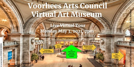 Live Virtual Tour : Art Adventures with the Storytellers Exhibit tickets