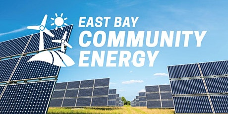 Welcome to East Bay Community Energy Pleasanton! tickets