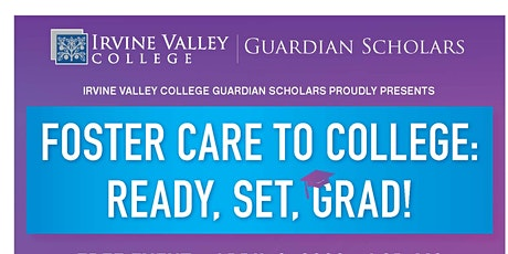 Foster Care to College: Ready, Set, Grad! tickets