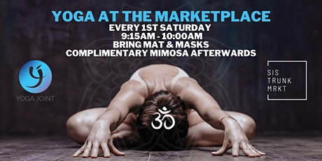 Yoga Sesh at the Marketplace tickets