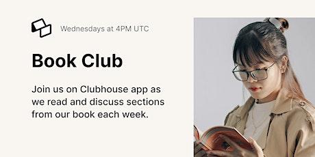 Memorisely Book Club tickets