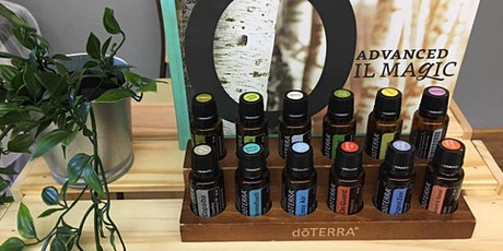 Essential Oils FREE WORKSHOP + PRODUCT GIVEAWAY tickets