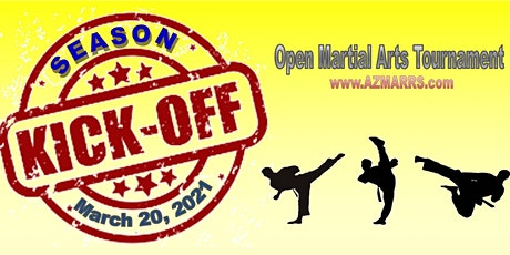 2021 Season Kick-Off Karate Tournament tickets