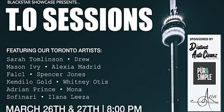 BlackStar Showcase Presents T.O Sessions tickets