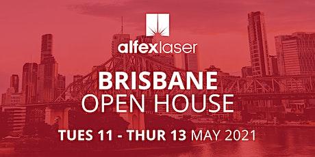 Alfex Laser Open House 2021 - Brisbane tickets