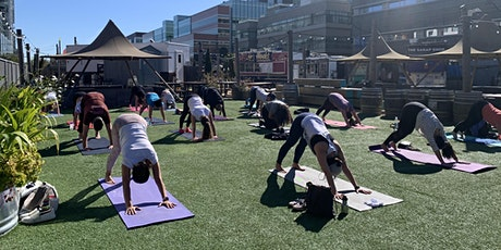 Outdoor Yoga at Parklab Gardens tickets