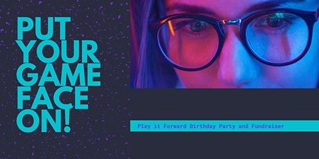 Play it Forward Birthday Party and Fundraiser tickets