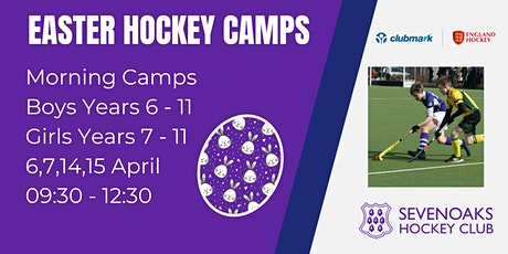 Sevenoaks Hockey Club Easter Camp Mornings tickets