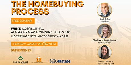 Seminar: The Homebuying Process tickets