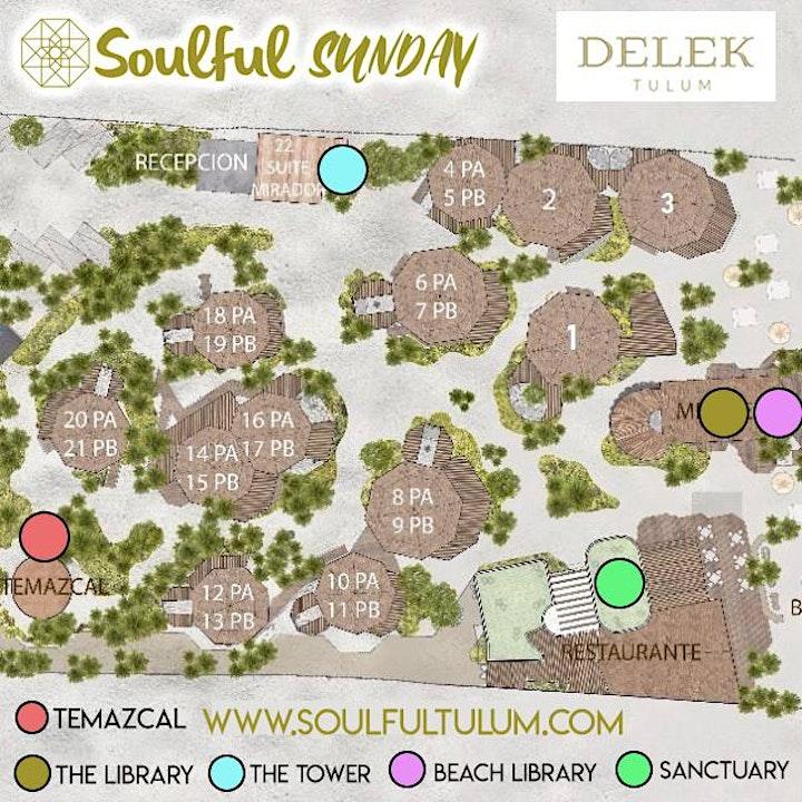 Soulful Sunday @ Delek   Tulum image