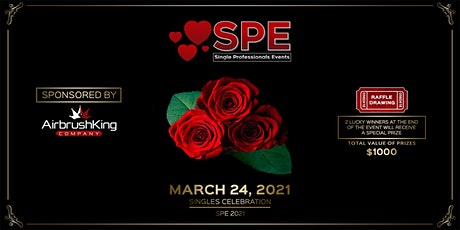 Single Professionals Event 2021 tickets