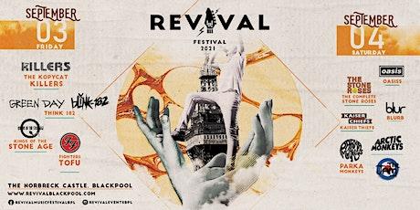 Revival Music Festival 2021, Blackpool tickets