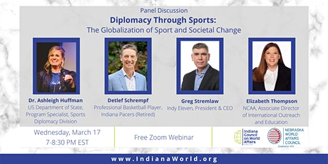 Diplomacy Through Sports: The Globalization of Sport and Societal Change tickets