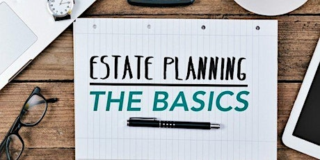 Estate Planning Basics tickets