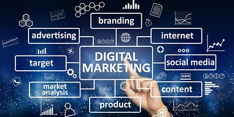 FREE Online Webinar: Digital Marketing Mini Workshop tickets