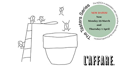 Tasters Series V2, Tauranga, Excelso Coffee Roasters tickets