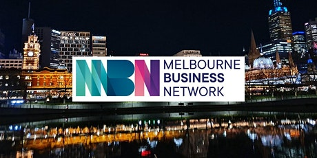 Melbourne Business Network - New Future of Networking tickets