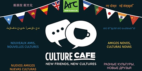 Culture Cafe Term1 tickets