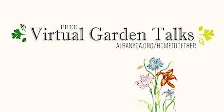 Virtual Garden Talk - Container Plantings biglietti