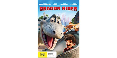 Film Screening: Dragon Rider (rated PG) (school years K-6) - IN PERSON tickets
