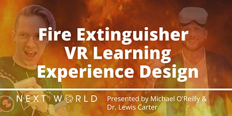 [Webinar] Fire Extinguisher - VR Learning Experience Design tickets