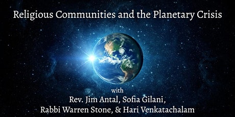 Religious Communities and the Planetary Crisis tickets