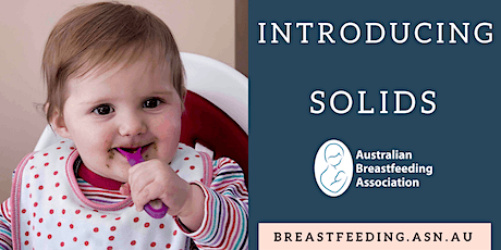 ABA Mornington Peninsula group discussion - Introducing Solids tickets