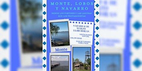 Visita Guida Monte, Lobos y Navarro entradas