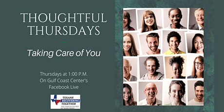 Thoughtful Thursdays- Facebook Live Discussion tickets