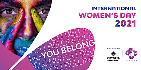 International  Women's Day - 2021 with STEM Sisters tickets