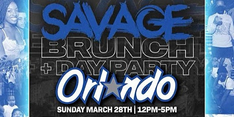 Savage Brunch Orlando tickets