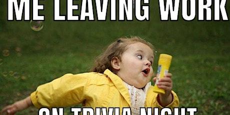 Fundraiser Trivia Night tickets