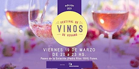 Festival de Vinos de Verano 3ª edición Funes (Santa Fe) entradas