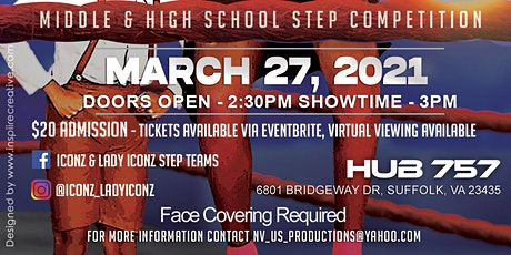 13th Annual Spring Showdown Step Show tickets