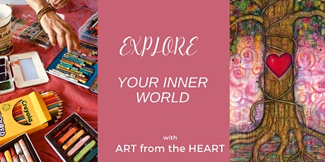 Art from your Heart: Explore Your Inner Being tickets